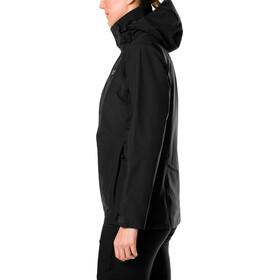 Berghaus Hillwalker Long InterActive Shell Jacket Women Black/Black